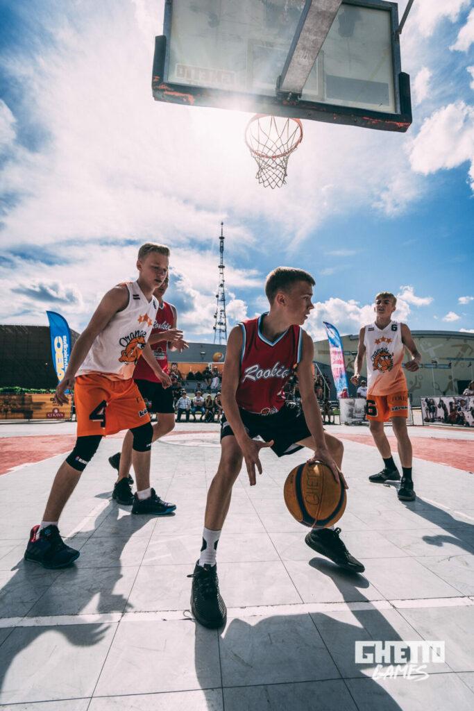 Ghetto ielu basketbols