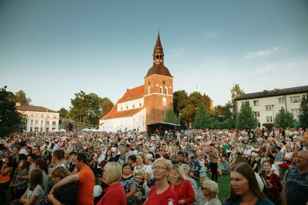 Valmieras pilsētas svētku koncerts
