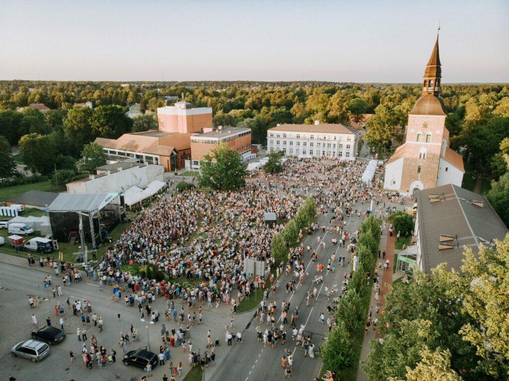 Valmieras pilsētas svētki