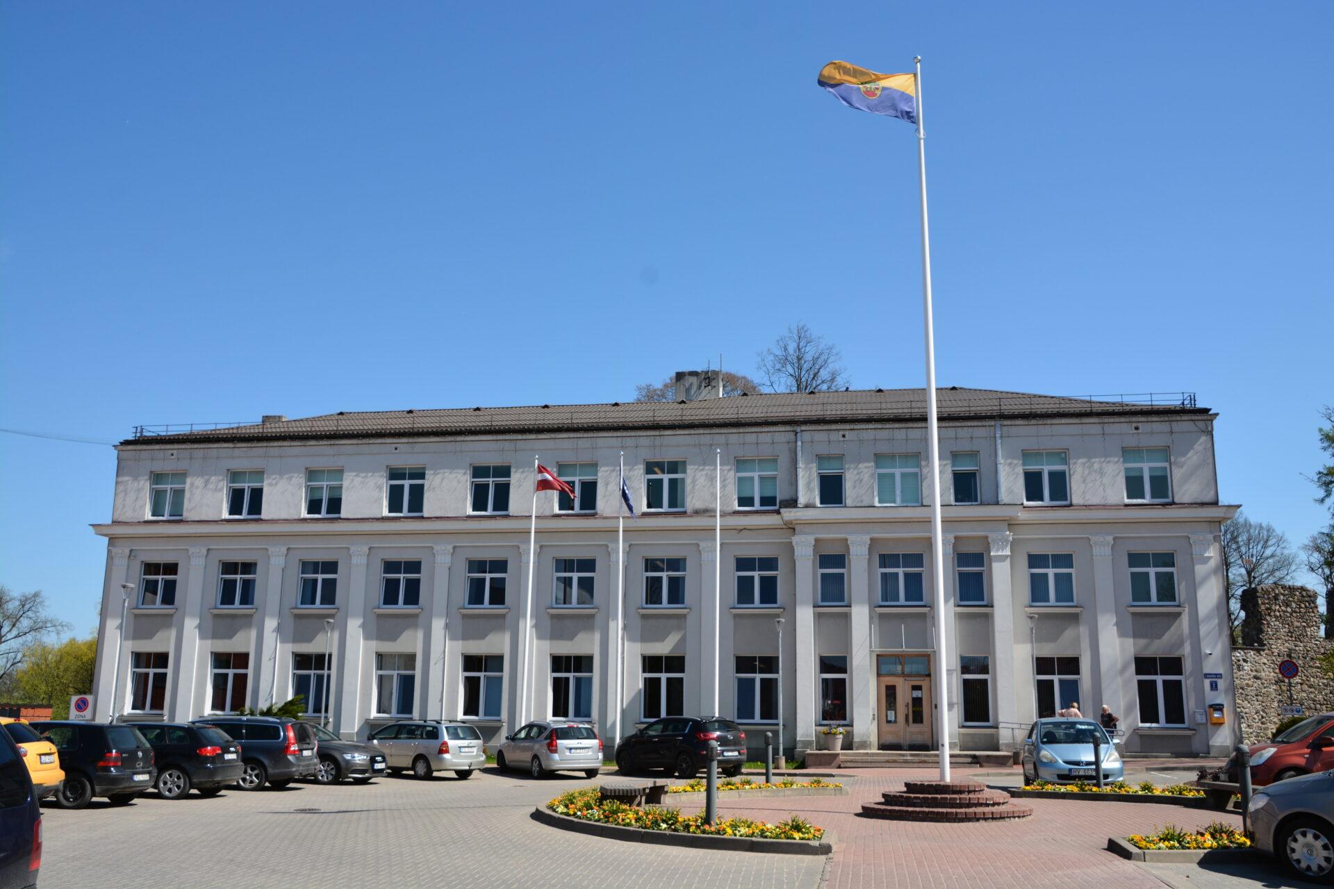 Valmieras pilsētas pašvaldības un tās iestāžu darba organizēšana
